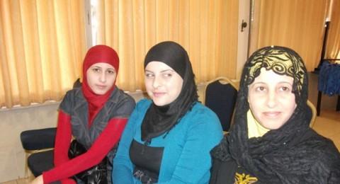 طمرة تكريم المفتشة سناء علاء الدين