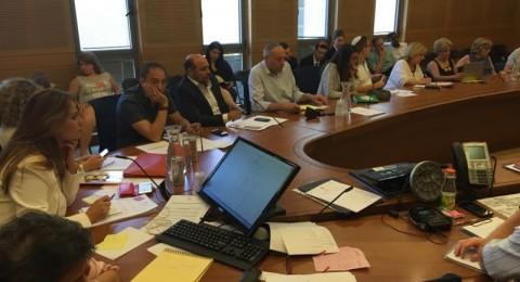 النائب غنايم يشارك بجلسة لجنة حقوق الأولاد حول حفلات التخرج