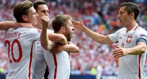 بولندا تحقق حلم التأهل لربع نهائي اليورو بركلات الترجيح
