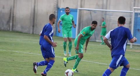 فوز لهـ العفولة على الاخاء النصراوي في مباراة ودية(3-2)