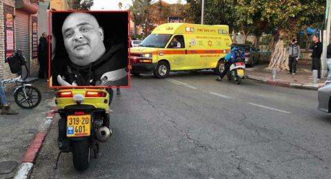 يافا: مصرع علي حماد (50 عاما) رميًا بالرصاص
