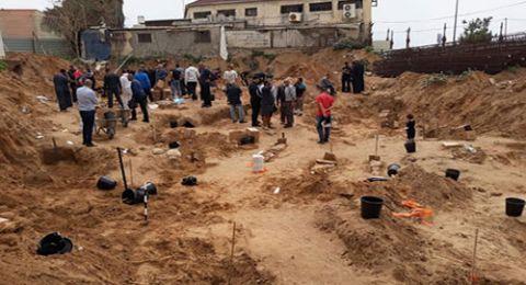 يافا: لجنة الوقف تحصل على اقرار من المحكمة يُثبت وقفية أرض مقبرة الاسعاف