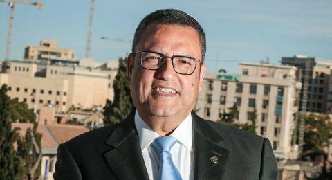 رئيس بلدية القدس لموقع