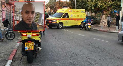 يافا: وفاة عمر خالد كحيل متأثرًا بإصابته بعيار ناريّ