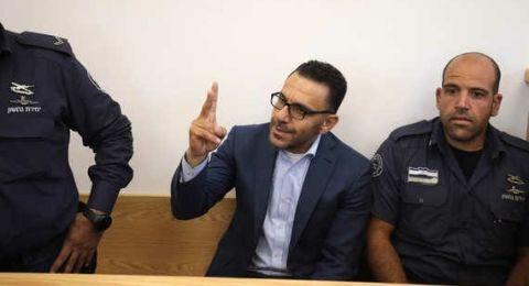 تمديد اعتقال محافظ القدس عدنان غيث وعرضه على المحكمة غدا