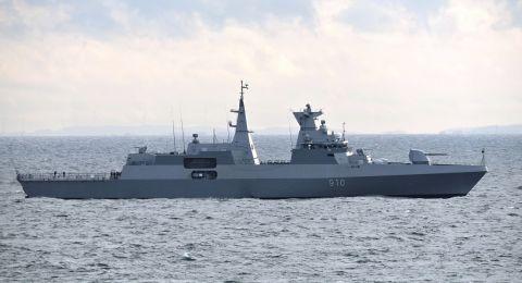 البحرية المغربية تعترض 107 مهاجرين في المتوسط