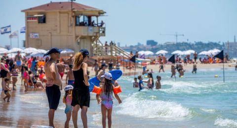 الشواطئ وبرك السباحة ستبقى مفتوحة حتى في نهاية الأسبوع .. والمطاعم