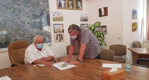 عرسان ياسين وإيال بيتسر يتفقان على إقامة منطقة صناعية مُشتركة بين شفاعمرو ومجلس إقليمي