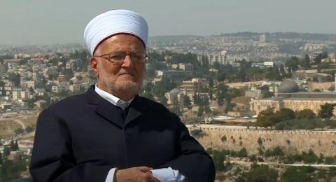 الشيخ صبري: المسلمون والمسيحيون في خندق واحد لمواجهة الاحتلال