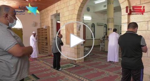 الشيخ عبد الكريم أبو مديغم: على المصلين بالمساجد الالتزام بإجراءات الوقاية من كورونا واستخدام الكمامة وسجادتهم الخاصة