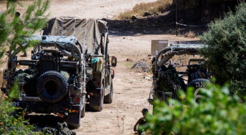 الجيش الإسرائيلي ينصب منظومة