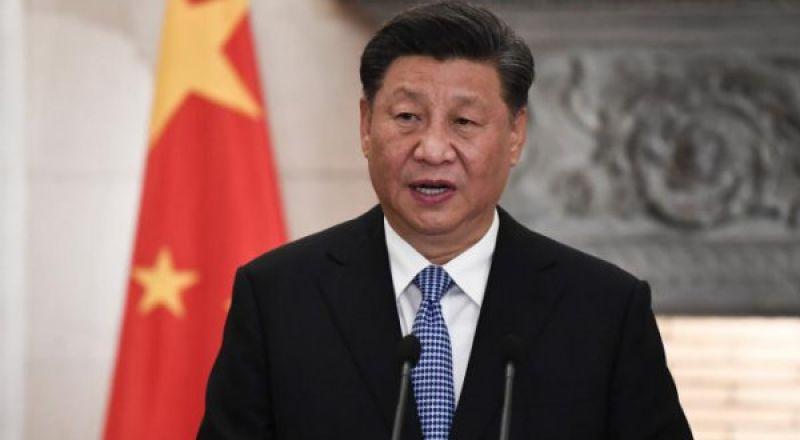 الرئيس الصيني: قضية فلسطين تظل دائماً القضية الجوهرية في الشرق الأوسط