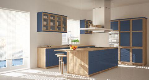 أفكار مميّزة لتصميم مطبخٍ مفتوح على الصالون