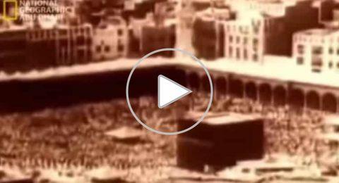 فيلم وثائقي يعرض كيف كان الحج قبل 100 عام