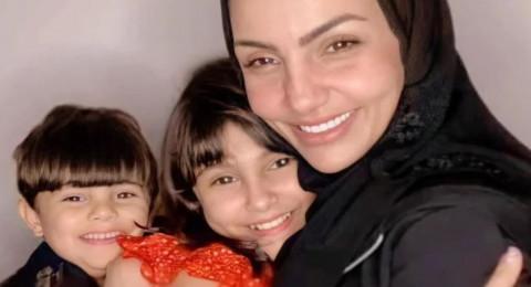 الأم الفلسطينية آلاء عبد الرحمن تجتمع بابنتها ألمى بعد سنوات من الحرمان