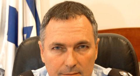 رئاسة الشرطة الامريكية تمنح مفتش الشرطة الاسرائيلي العام و الاردني والفلسطيني درع التقدير