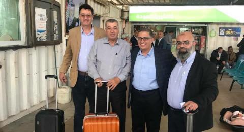 طبيب الاسنان منير قرواني بعد زيارة غزة: مندهش من حجم الدمار .. والصمود