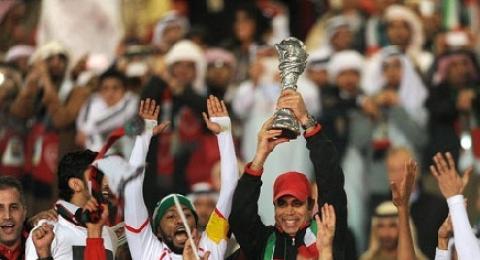مكافآت منتخب الإمارات ترتفع إلى 47 مليون دولار