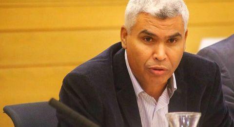النائب سعيد الخرومي لنائب وزير الصحة