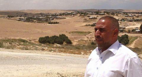 النائب طلب ابو عرار: