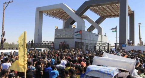 مصر تغلق معبر رفح بالاتجاهين