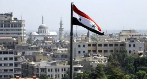 بهاء الحريري في زيارة للأسد