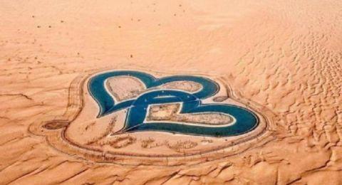 سياحة رومانسية على ضفاف هذه البحيرة في دبي