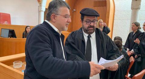 مصلحة السجون الاسرائيلية تتنكر لحق النواب بزيارة الاسرى الفلسطينيين
