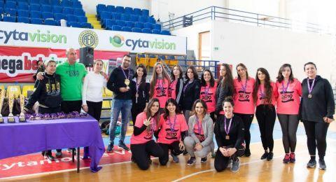 افتتاح دوري كرة الشبكة للعام الجديد بمشاركة لاعبات من المجتمع العربي بمعسكر تدريبي في قبرص
