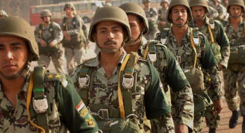 الجيش المصري يعلن مقتل 59