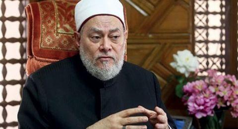 الشيخ علي جمعة : الله لم يأمر الإنسان بتخريب الحياة من اجل الآخرة