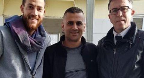 محكمة سالم العسكريّة تقضي بإطلاق سراح الصحافي سامح مناصرة