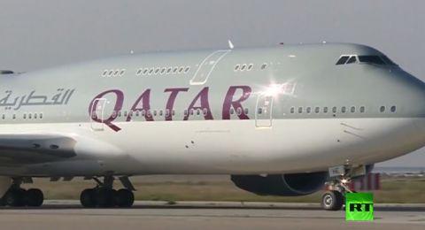 أمير قطر يصل إلى بيروت للمشاركة في القمة العربية الاقتصادية