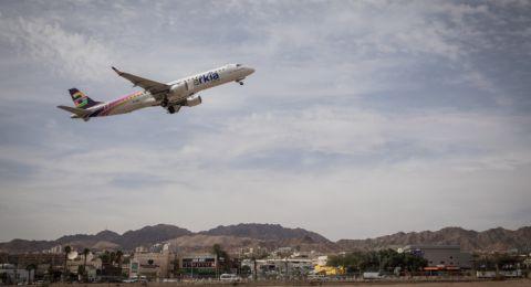 رغم الاحتجاج الأردني .. إسرائيل تفتتح اليوم مطارًا قرب حدود العقبة