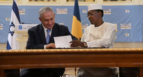 نتنياهو: إسرائيل تستأنف العلاقات الدبلوماسية مع تشاد