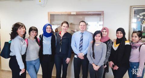 خبر: مستشفى الناصرة- الإنجليزي: حملة للتبرع بالشعر لصالح مرضى السرطان
