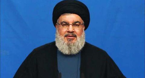 بعد غياب طال، السيد نصر الله سيخرج عن صمته .. والاعلام الإسرائيلي والعربي ينتظر