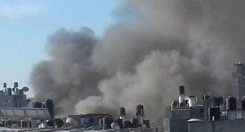 انفجار يهزّ العاصمة السورية دمشق