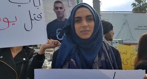 نداء محاميد لـبكرا: نستمرّ بالتظاهر وندعوكم لمشاركتنا تظاهرة السبت