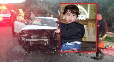مصرع الطفل يوسف حمود (4 سنوات) من ديرحنا