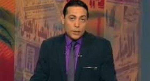 حبس مقدم برامج مصري شهير بعد استضافته