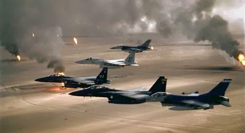 سوريا واسرائيل يتبادلان القصف واخلاء لجبل الشيخ