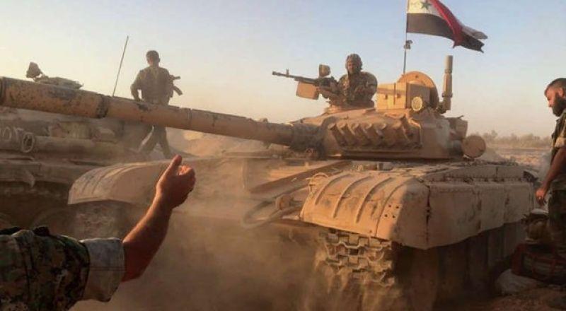 الجيش السوري يصد هجوماً واسعاً للنصرة شرقي إدلب