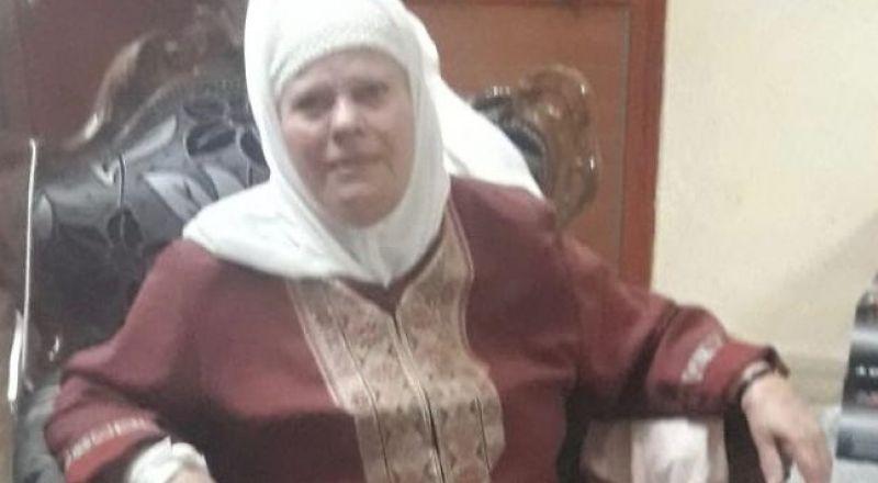 طمرة الزعبية: وفاة الحاجة حورية محمد العبدالله (ام طلال) زعبي