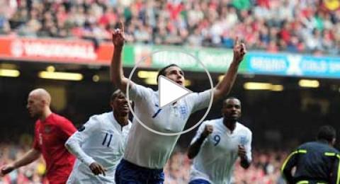 تصفيات كأس اوروبا 2012: انكلترا حسمت دربي بريطانيا بسهولة وتصدرت