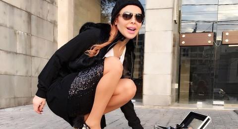 رولا سعد تردّ على منتقدي إطلالاتها