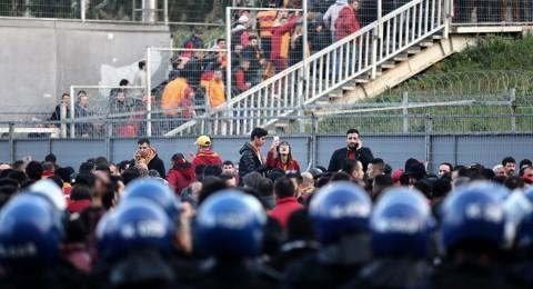 الغاء مباراة ديربي الدوري التركي بسبب مخاوف امنية