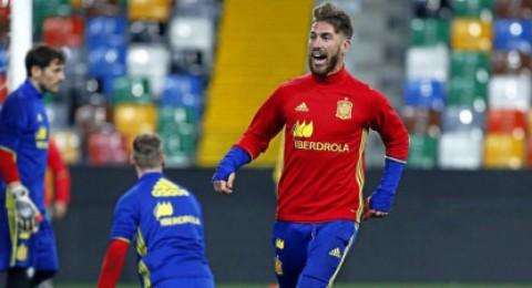 الاصابة تجبر راموس على مغادرة معسكر منتخب اسبانيا