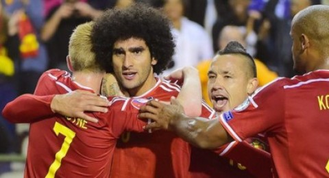 منتخب بلجيكا يعلق تدريباته عقب هجمات بروكسل