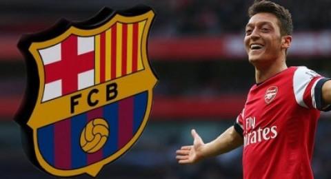 في خطوة مفاجئة.. برشلونة يريد مسعود أوزيل